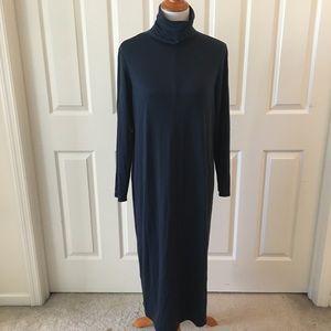 J. Jill Pure Jill Luxe Tercel Turtleneck Dress